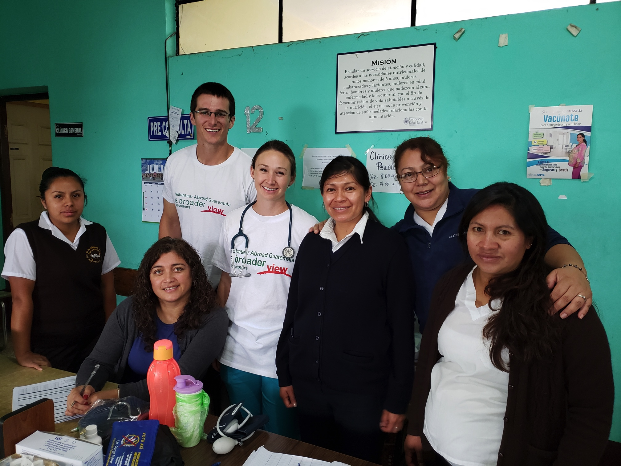 Volunteer Guatemala Xela Review Houston Health Care Program