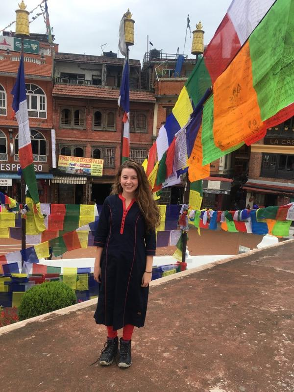 Volunteer Nepal Kathmandu Review Jacquelyn Disabled Orphanage Programs