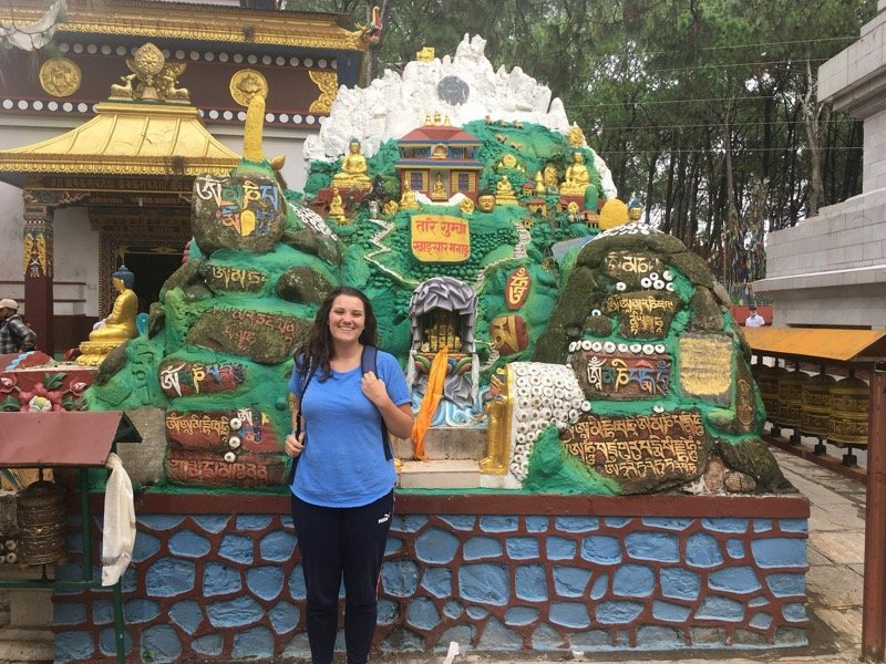 Volunteer in Nepal Natalie Bria Review Special Needs Children Program