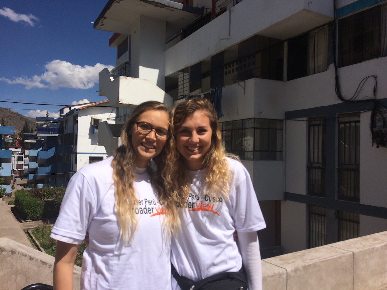 Volunteering Review Cusco Peru Caroline R. Health Care and Orphanage
