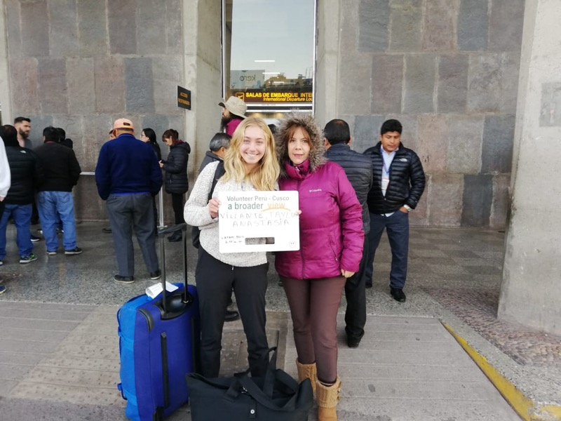 Volunteering in Cusco Peru Review Taylor Orphanage and kindergarten Program