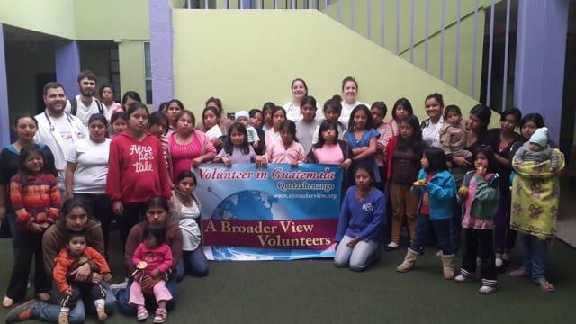 Sponsor a Volunteer Abroad