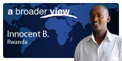 Innocent Coordinator Rwanda