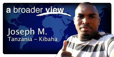 Joseph Coordinator Tanzania