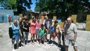 Volunteer in argentina