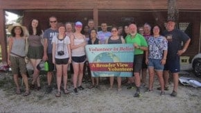 ABV Volunteers Group in Belize Program