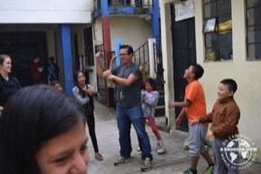 Volunteer in guatemala