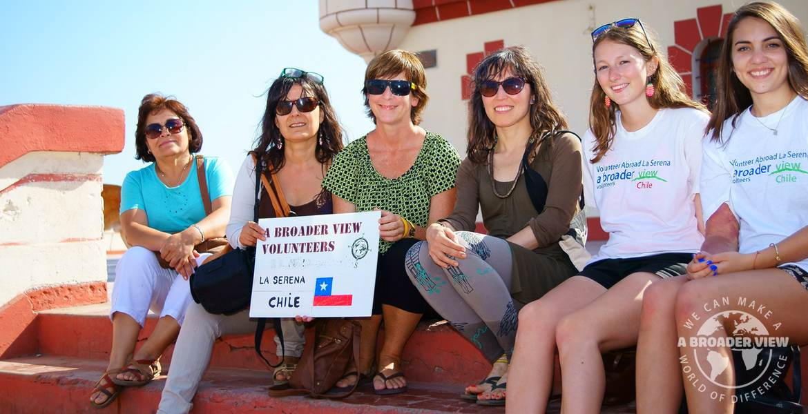 Volunteer in Chile