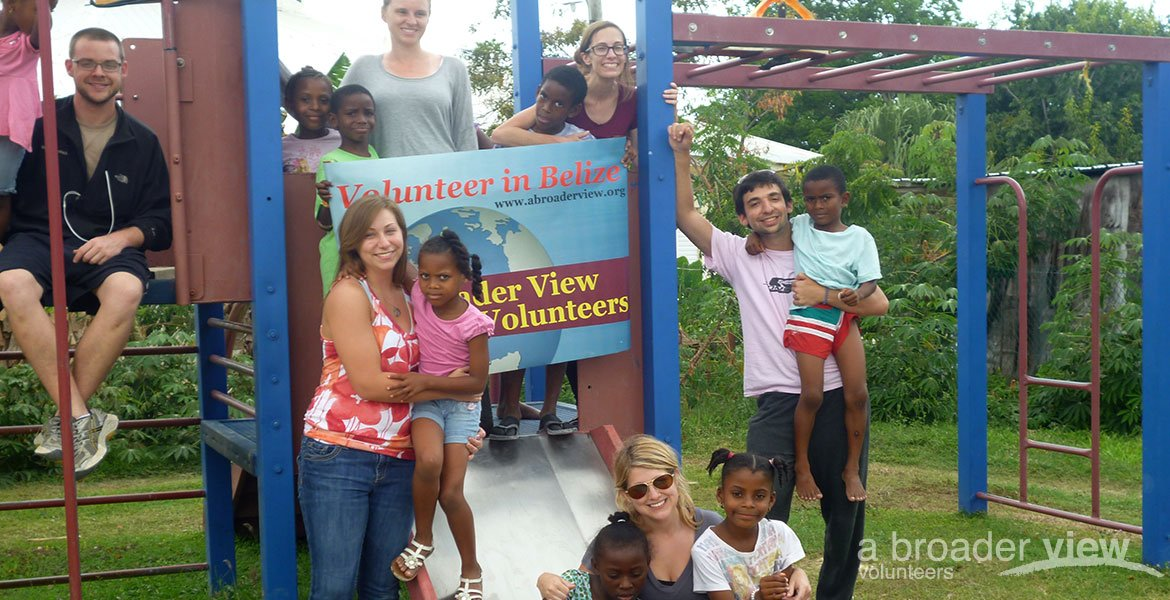 Volunteer in Belize Orphans Programs