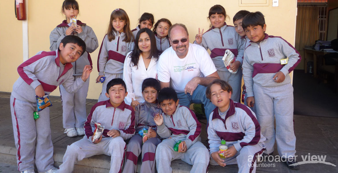Volunteer Abroad in Chile Teach Program