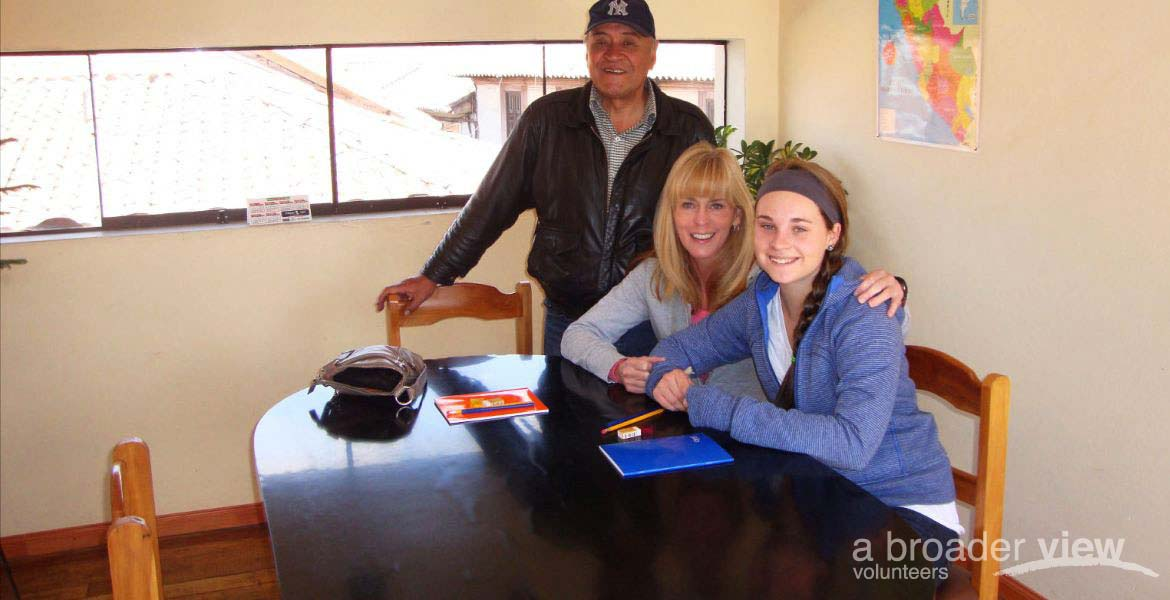 Volunteer in Cusco, Peru Language & Cultural Immersion