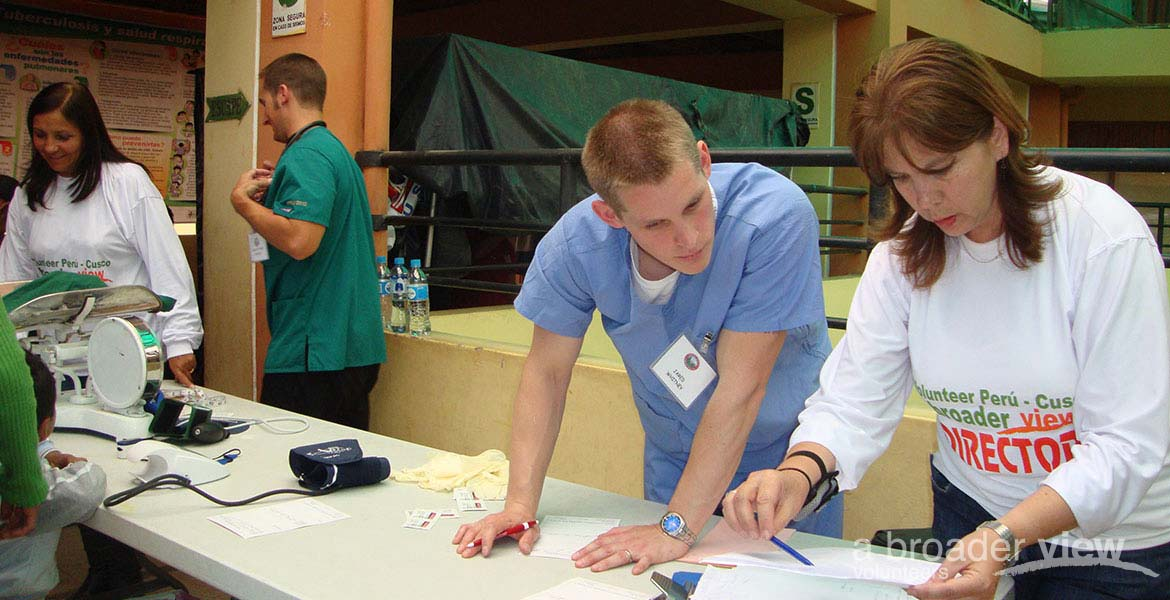 Volunteer in Cuzco, Peru Medical Program