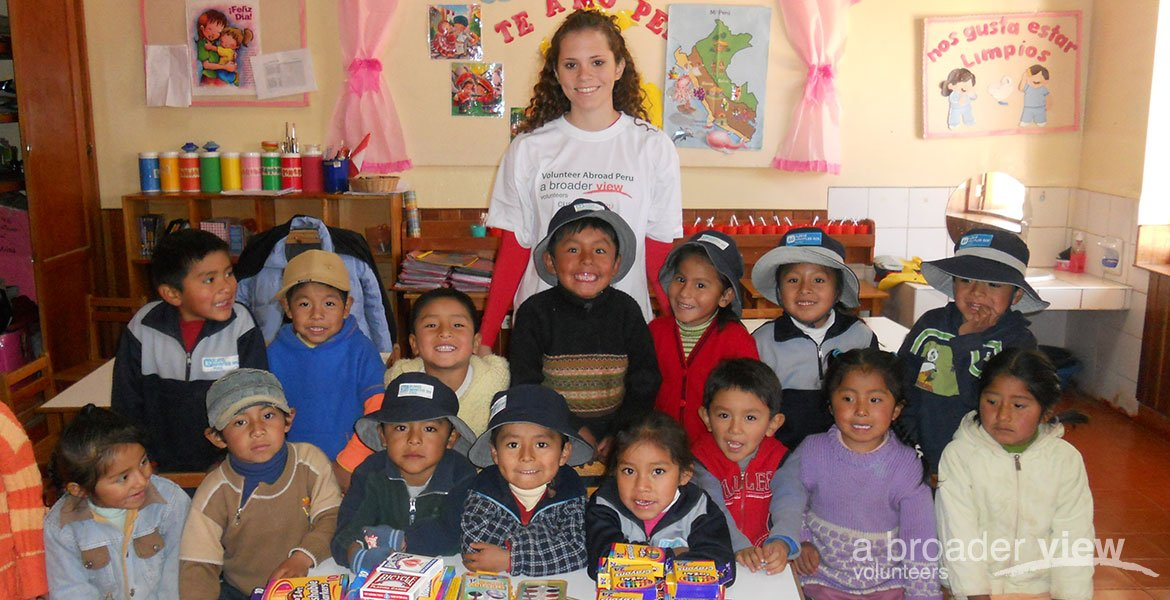 Volunteer in Cusco, Peru Teach Program