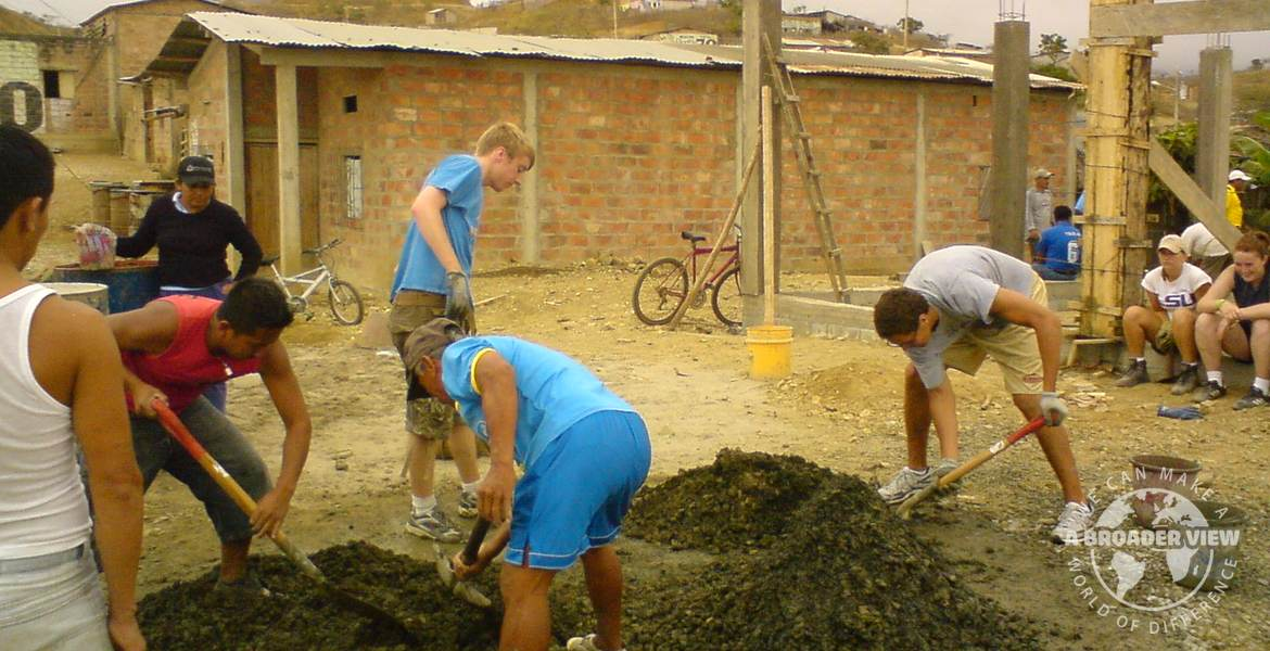 Volunteer in Ecuador: Community Development (Coastal)