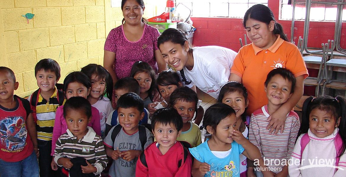 Volunteer in Guatemala: Orphanage (Xela)