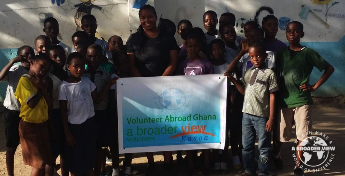 Volunteer in Ghana Kasoa: Public Health/Education (Pre-medical)