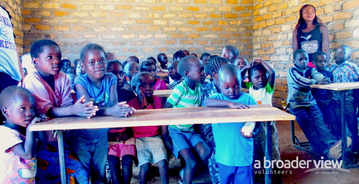 Volunteer in Ghana - Orphans Program
