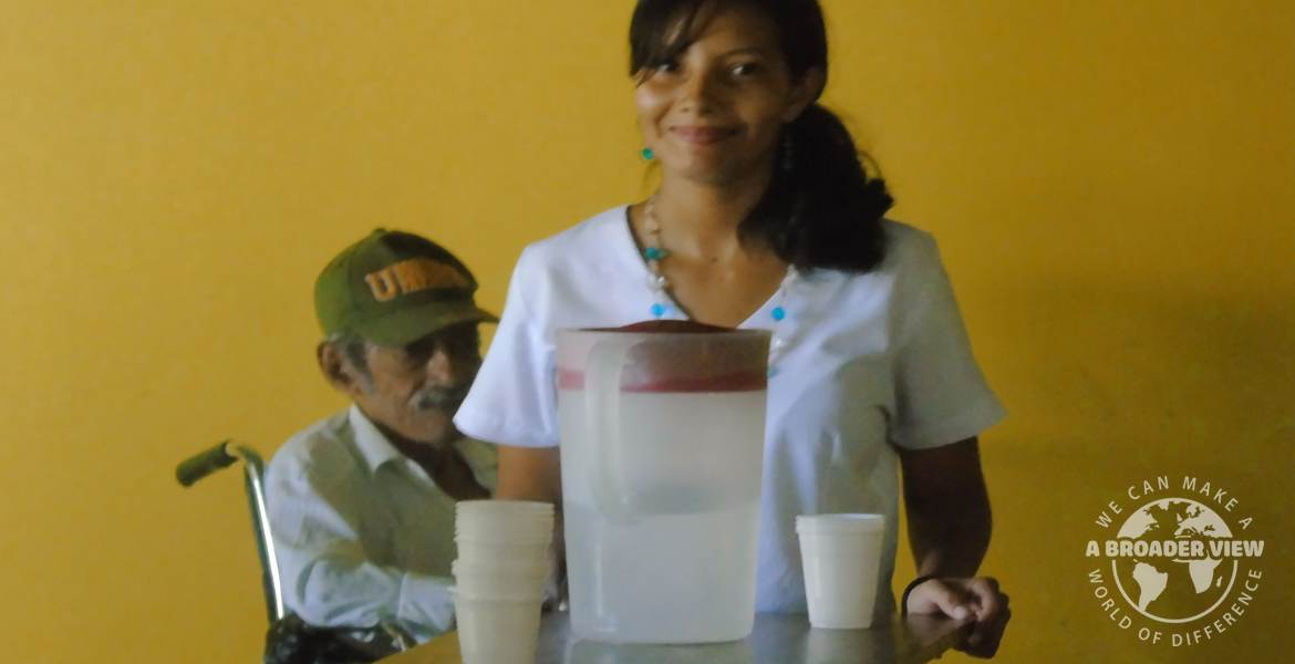 Honduras: Elderly Care Center (La Ceiba)