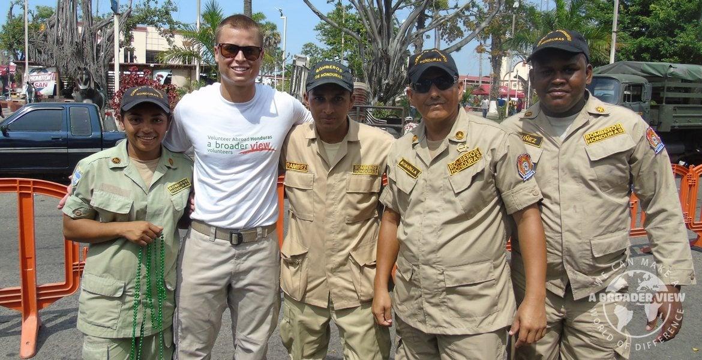 Honduras La Ceiba Paramedic Rescue