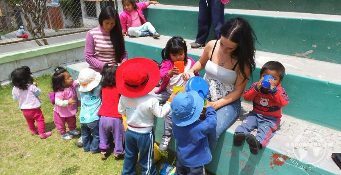 Peru Arequipa Child Care