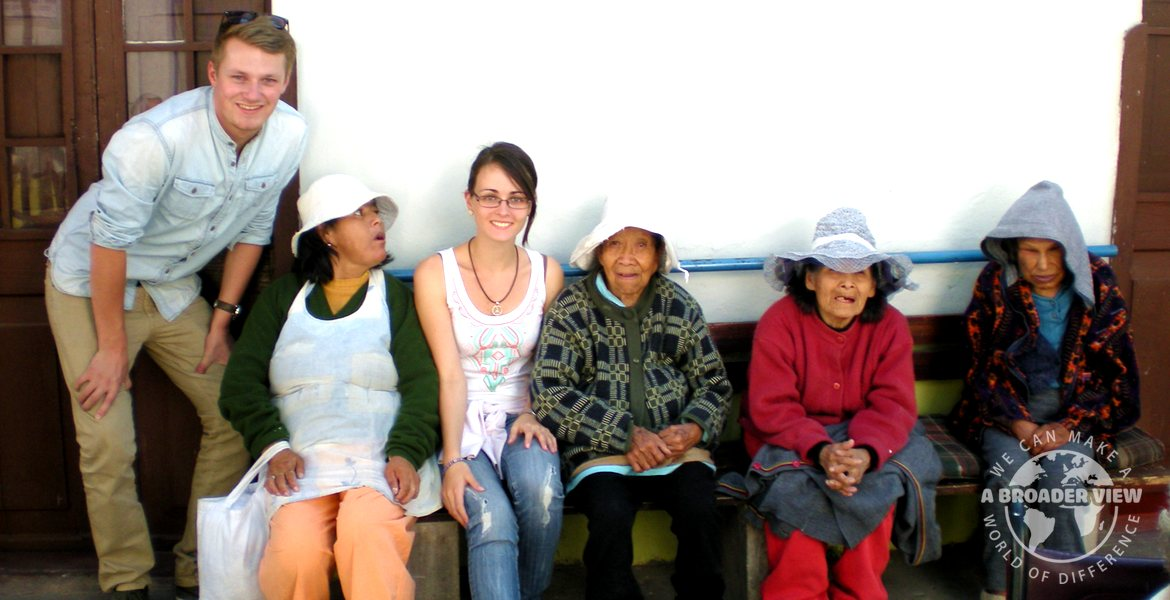 Volunteer Peru - Arequipa: Senior Care Center