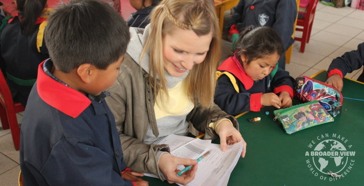 Peru - Arequipa: Teaching Volunteer