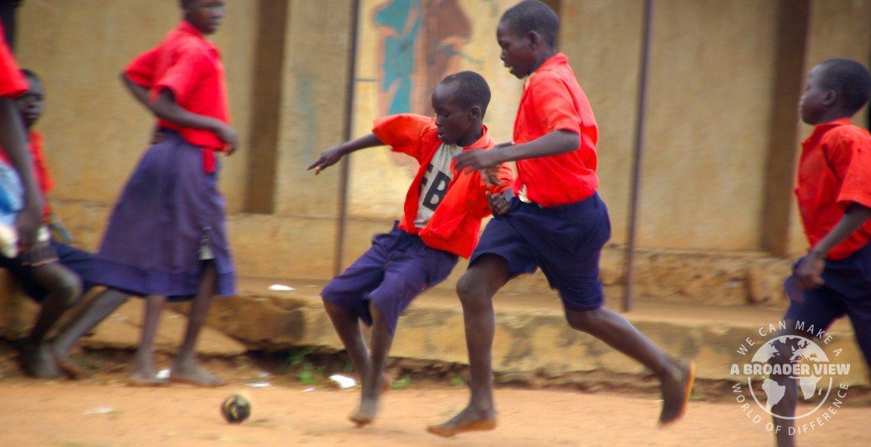 FuГџball Kinderspiele