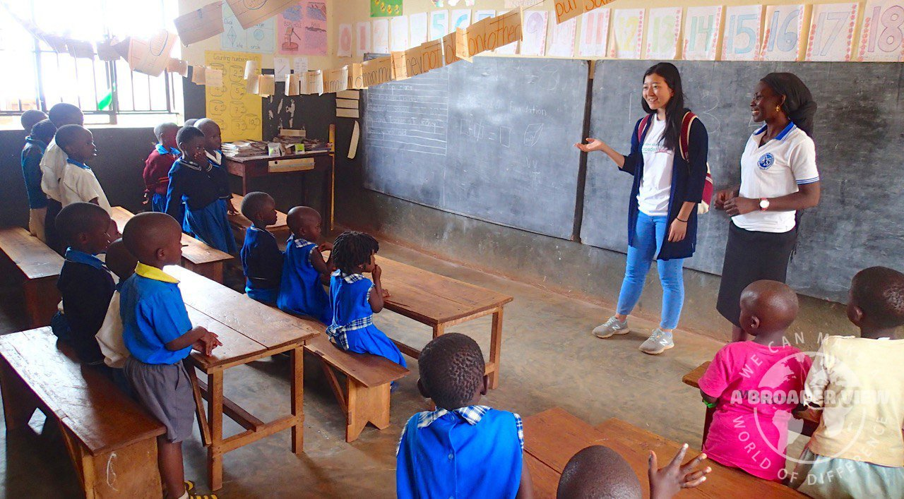Volunteer Uganda: Children's Education (Bulenga)