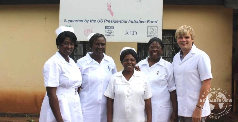 Gap Year Zambia Medical Nurse Dental Program Volunteer