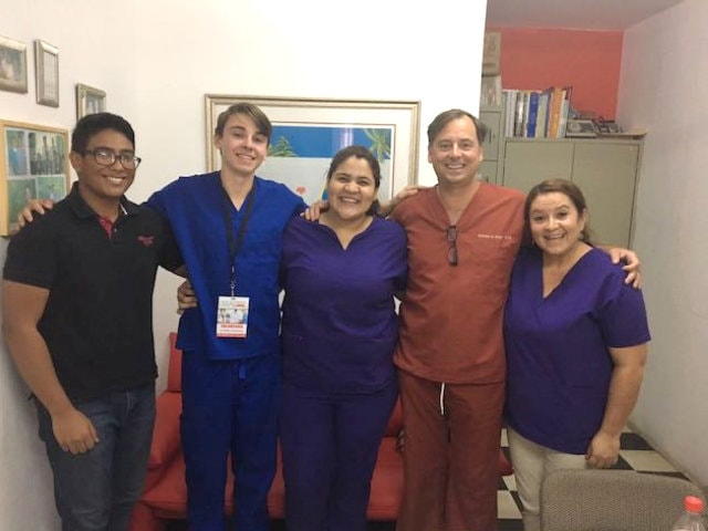 Medicine and Dental, Medicine in Honduras