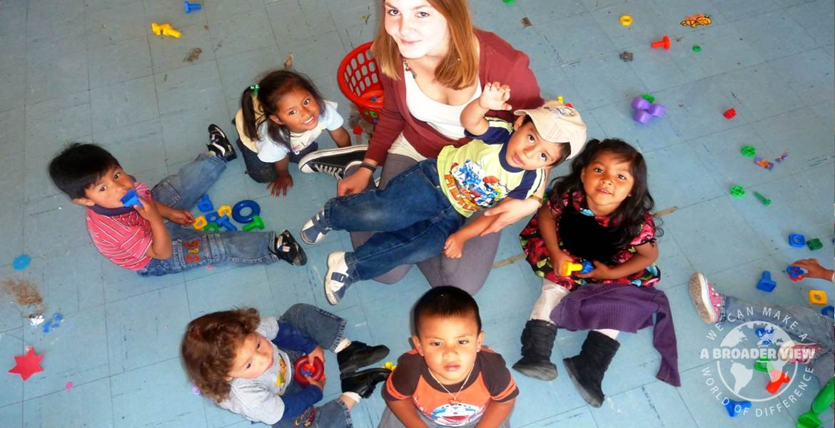 Volunteer Ecuador Quito North: Day Care Center