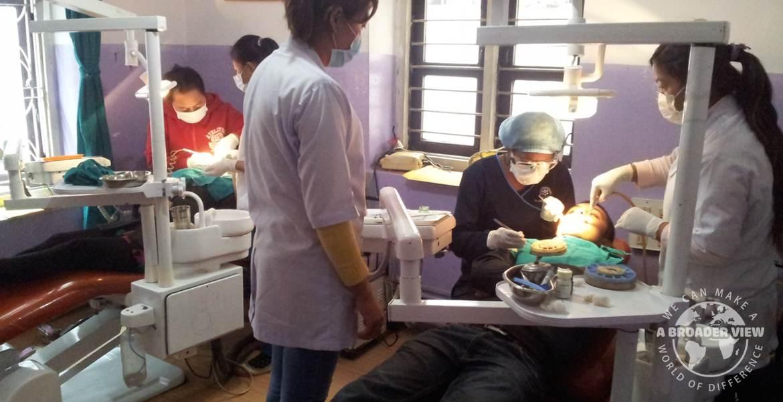 Volunteer in Kathmandu Center: Dental Hospital