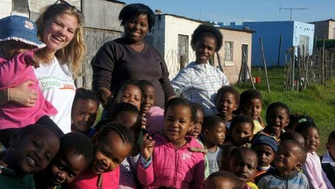 Volunteer in south-africa